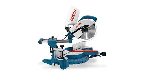 Sliding Metre Saw Bosch GCM 10 S