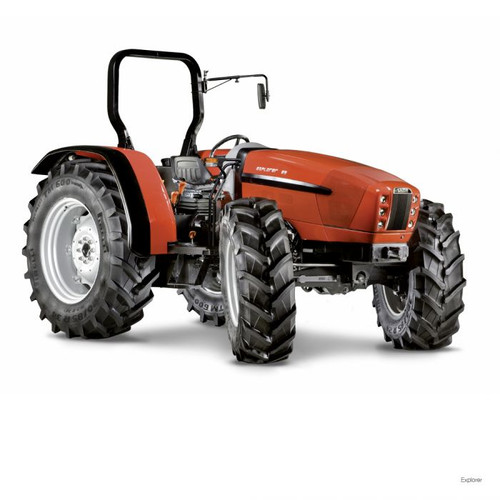 Same Tractor Four Wheel Drive Tractor Explorer 90-4WD C.Woermann