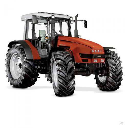 Same Four wheel drive Tractor Laser 110 -4WD