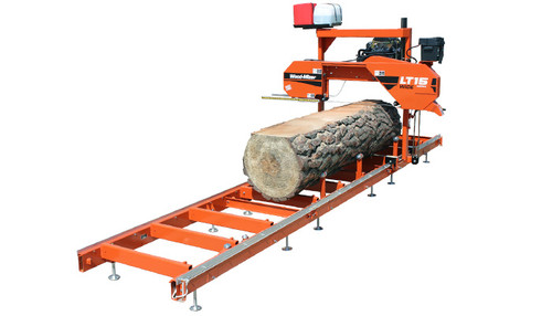 Wood sawmill machine Wood-Mizer LT15 series