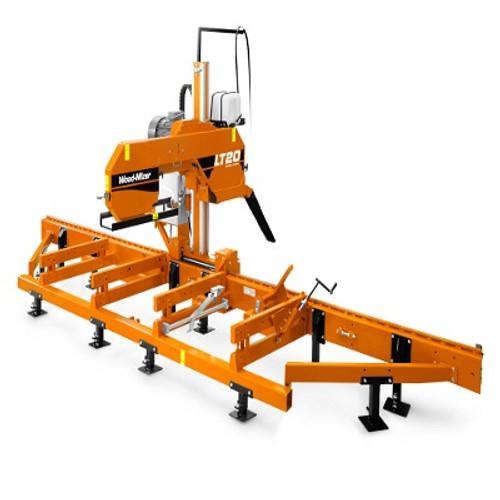 Wood sawmill machine Wood-Mizer LT20B series