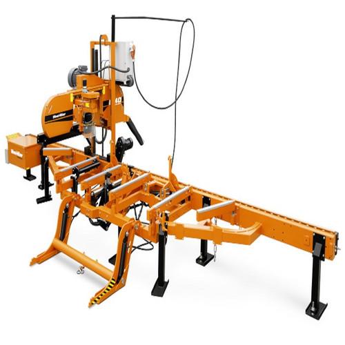 Wood sawmill machine Wood-Mizer LT40 series