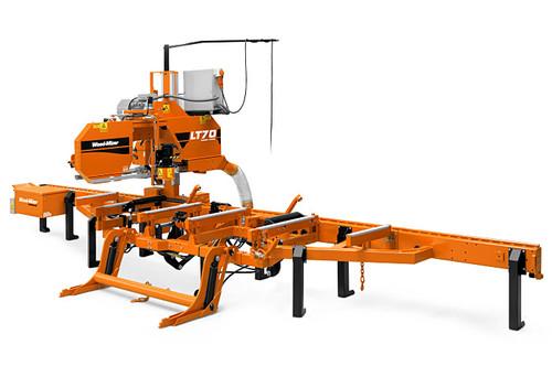 Wood sawmill machine Wood-Mizer LT70 series