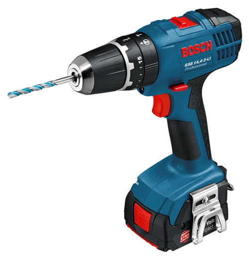 Bosch Cordless combination impact Drill Bosch GSB 14.4 VE-2LI Professional