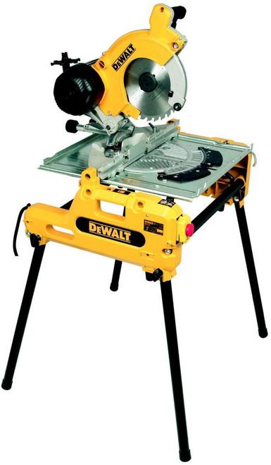 DeWalt 250mm Combination Saw DW743N-GB