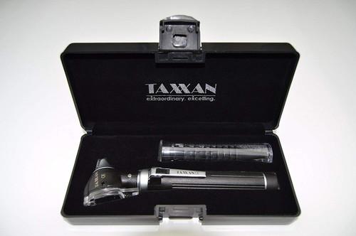 TAXXAN LED Pocket Fiber Optic Otoscope Set