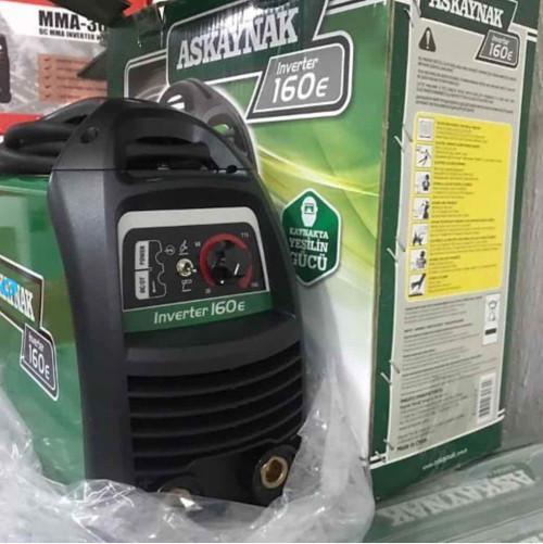 Askaynak inverter welder 160E Inverter welding machine