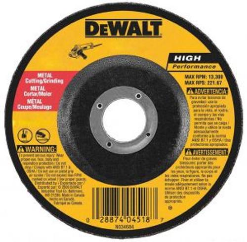 Dewalt Bonded Metal Cutting Disc 230mm DPC DX7987-AE