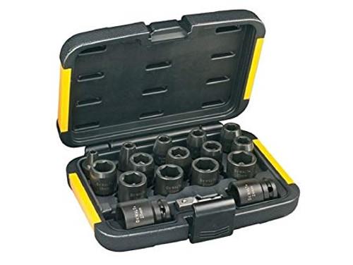 Dewalt Impact Socket Set (17-Piece) DT7506-QZ