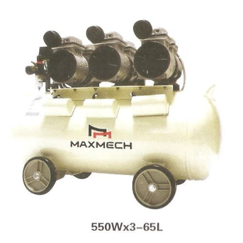 Maxmech Air Compressor 550Wx3