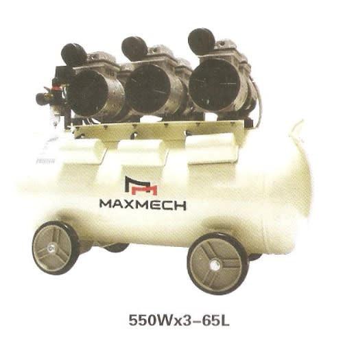 Maxmech Air Compressor 550Wx3