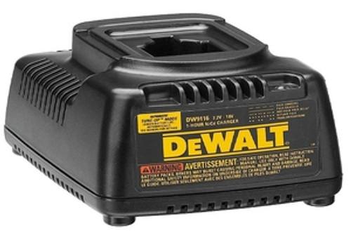 Dewalt NIMH Cordless Battery Charger 7.2-18V DE9116-QW