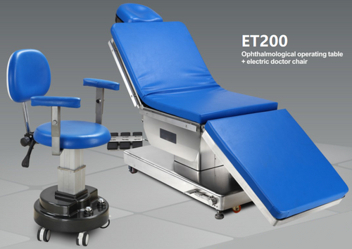 ET200 Ophthalmological Operating Table + Electric Doctor Chair