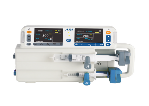 ASP-1800T Syringe Pump (Dual Channel)