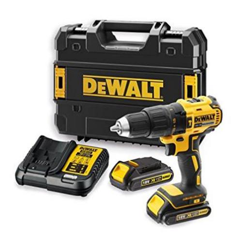 Dewalt 18V XR Brushless Hammer Drill Driver DCD778S2T-QW