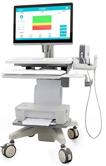 ABD-7000/ABD7000+ Ultrasound Bone Densitometer