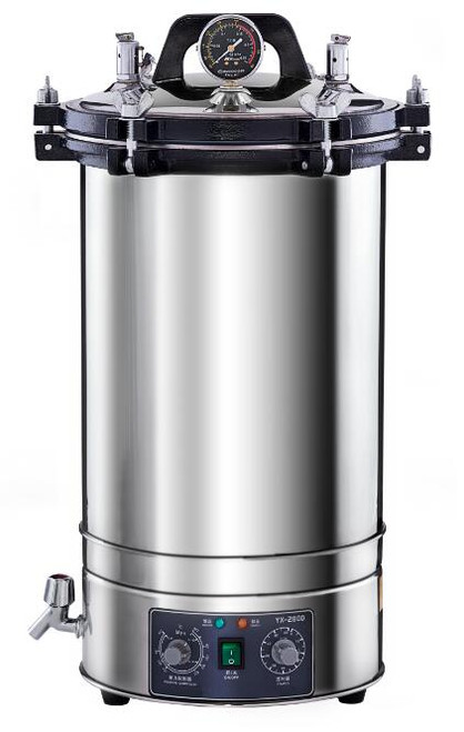 YX-280D Portable Pressure Steam Sterilizer