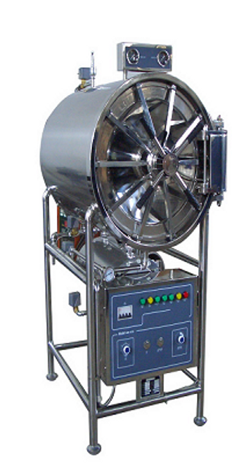 WS-YDC Horizontal Cylindrical Pressure Steam Sterilizer