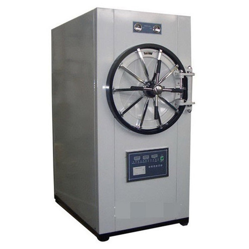WS-YDB Horizontal Cylindrical Pressure Steam Sterilizer