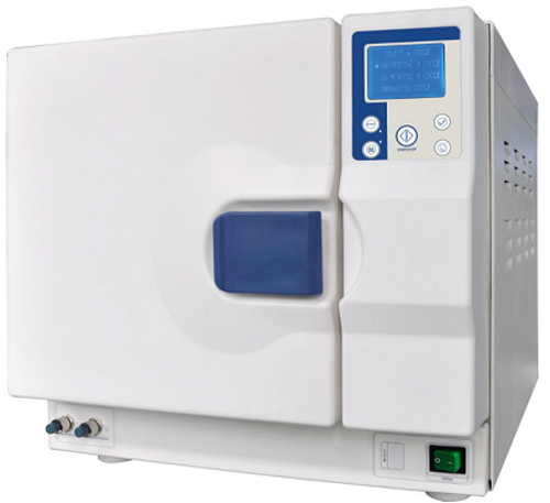 AAL-17L-B (LCD) Table Type Pulse Vacuum Steam Sterilizer