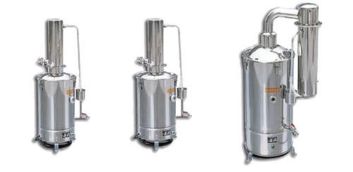 YAZD-5WS/10WS/20WS Stainless Steel Water Distiller (Automatic Control)