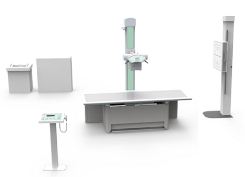 AR-5600 High Frequency X-ray Radiograph System