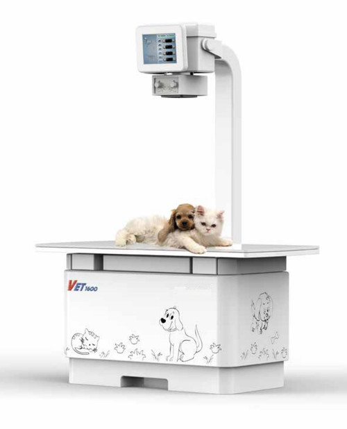 VET1600 Veterinary X-ray machine