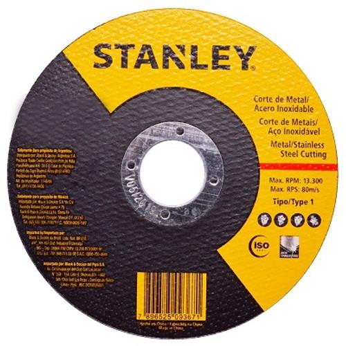 STANLEY T41 INOX CUT 115x1.0x22.23MM x1