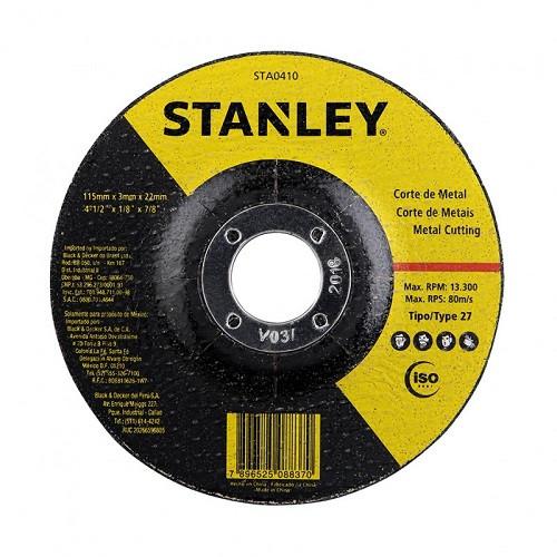 STANLEY T42 METAL CUT 115x3x22MM x1