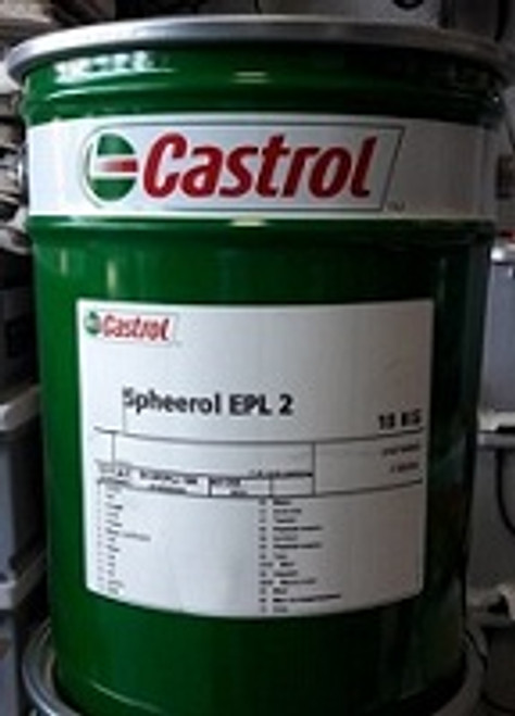 CASTROL SPHEEROL EPL 2