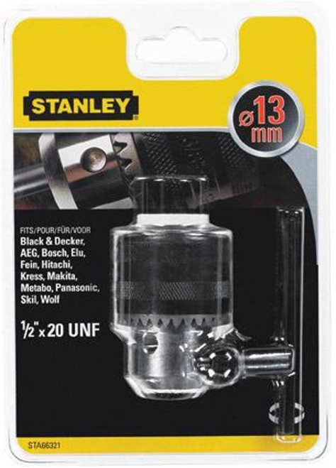 STANLEY R/CHUCK with KEY 13