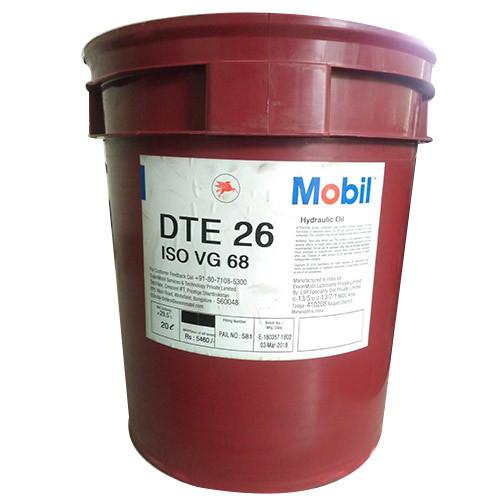 Mobil DTE Oil Heavy Medium 68 Lubricant 20L