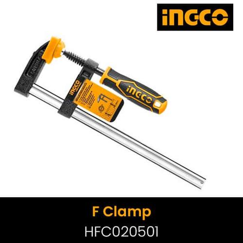 F Clamp 50 x 150mm INGCO HFC020501