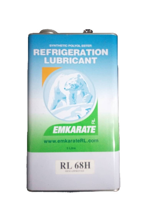 Emkarate Refrigeration Lubricants RL 68H