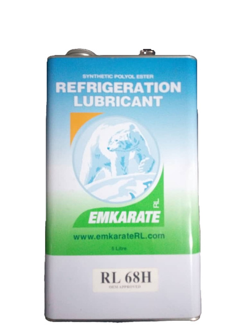 Emkarate Refrigeration Lubricants RL 68H