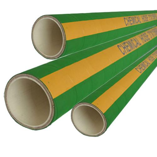 Orientflex UHMWPE chemical discharge hose