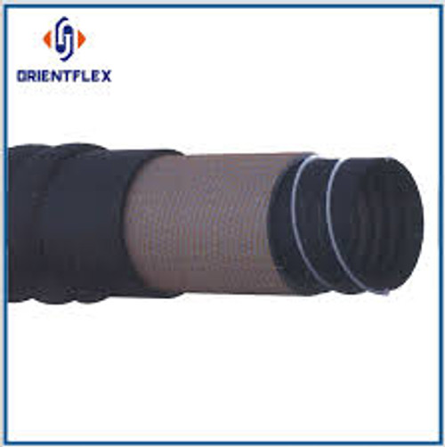 Orientflex Suction Hose For street Sweepers Compressible