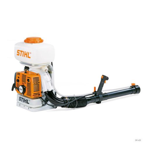 Stihl Petrol Power Backpack chemical Sprayer and Blower SR 420