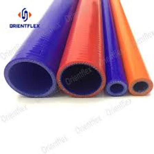 Orientflex Silicone straight meter hose