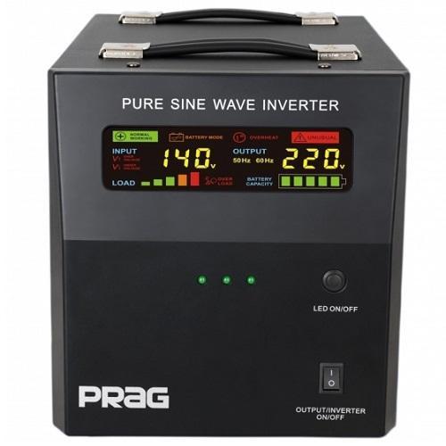 Prag Pure Sine Wave Inverter 1KVA/12V