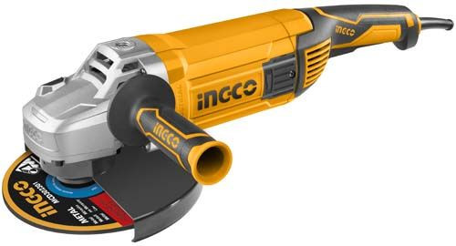 "Ingco 9"" Angle grinder 2400w"