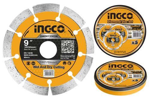 """Ingco Drydiamond disc 9"""" - (DMD012302M)"""