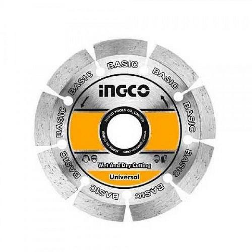 "Ingco 7"" Dry diamond disc - (DMD011802M)"
