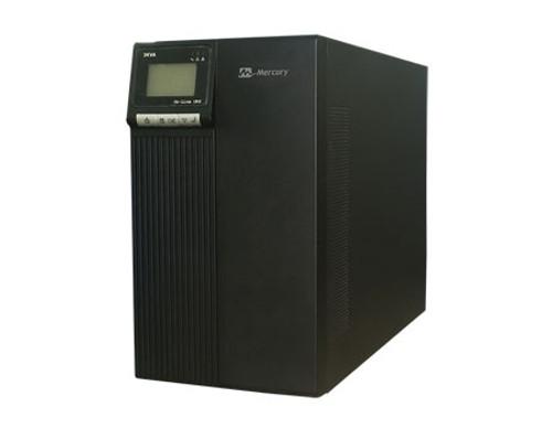 Mercury 3KVA 1-P ONLINE UPS, 96VDC, Internal Battery
