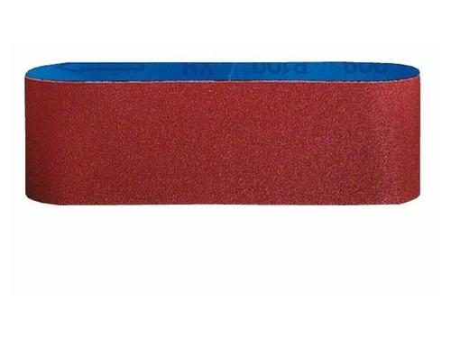 Bosch 10-piece sanding belt set 60grit 100x620mm