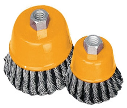 Ingco Wire cup brush - WB21001