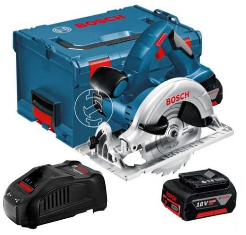 Buy Bosch GKS 18 V-LI, 2x5,0 Circular Saw in Nigeria from gz industrial supplies