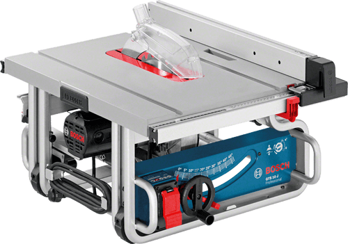 Buy BOSCH GTS 10 J PROFESSIONAL TABLE SAW-0601B30500 in Nigeria from gz supplies