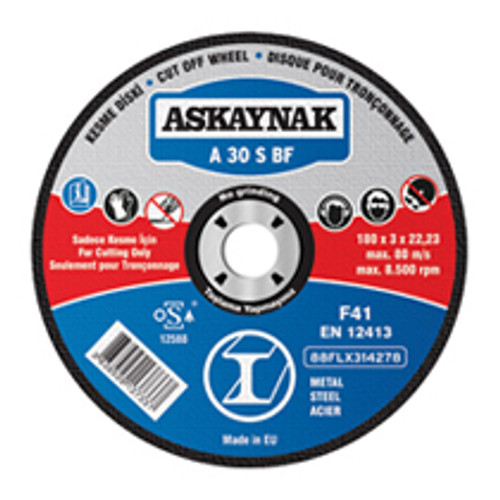 Askaynak Cutting Disc A 30 S BF