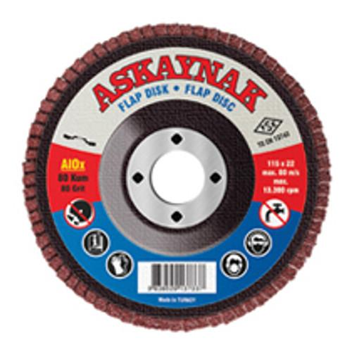 Askaynak Flap Discs Aluminium Oxide